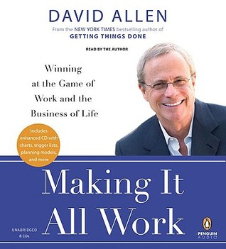 Making It All Work Unabridged Cds