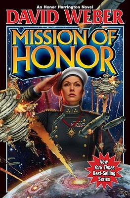 Book Review: David Weber's Mission of Honor