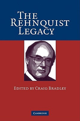 Free download the rehnquist legacy by craig bradley pdf no1 the rehnquist legacy fandeluxe Document