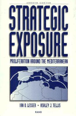 Strategic Exposure: Proliferation Around the Mediterranean  by  Ian O. Lesser