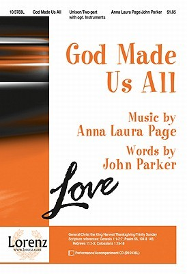 God Made Us All  by  John Parker