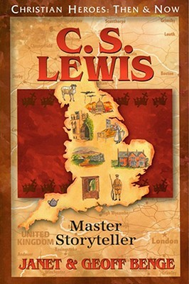 C.S. Lewis: Master Storyteller by Janet & Geoff Benge {Review}