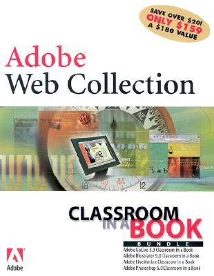 Adobe Web Collection Bundle [With 4 CDROMs]  by  Adobe Creative Team