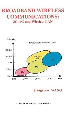 Broadband Wireless Communications - 3G, 4G and Wireless LAN (The Kluwer International Series in Engineering and Computer Science, Volume 620) (The International ... Series in Engineering and Computer Science)  by  Jiangzhou Wang