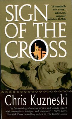 Sign Of The Cross (Jonathon Payne & David Jones, #2)