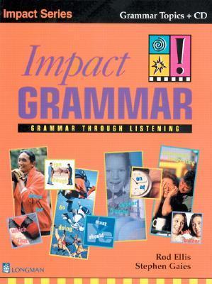 Impact Grammar (Book and Audio CD) Rod Ellis