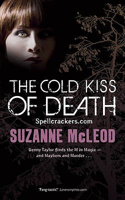 Book Review: Suzanne McLeod's The Cold Kiss of Death