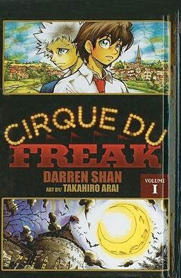 Cirque Du Freak, Volume 1 (2009)