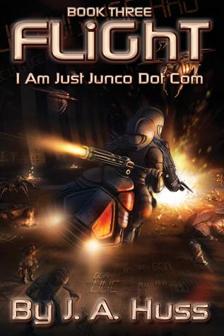 Flight (I Am Just Junco #3) - J.A. Huss
