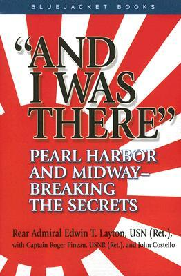 And I Was There book cover