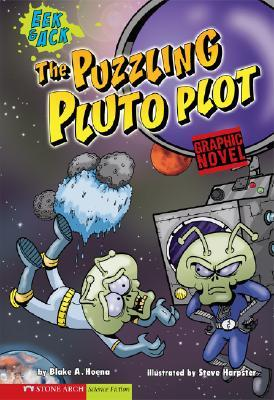 The Puzzling Pluto Plot  by  Blake Hoena
