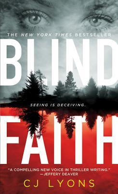 Book Review: C.J. Lyons' Blind Faith