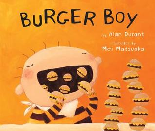 Image result for Burger Boy by Alan Durant