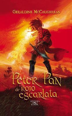 Peter Pan de Rojo Escarlata - Geraldine McCaughrean