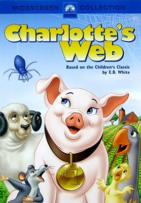 Charlottes Web  by  NOT A BOOK
