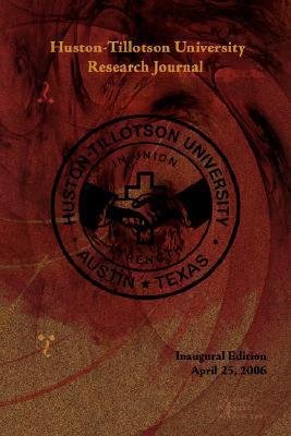 Huston-Tillotson University Research Journal Huston-Tillotson University