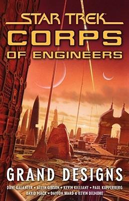 Grand Designs (Star Trek Corps of Engineers, #9)