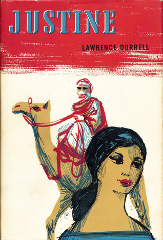 Justine (Alexandrië-kwartet, #1)  by  Lawrence Durrell