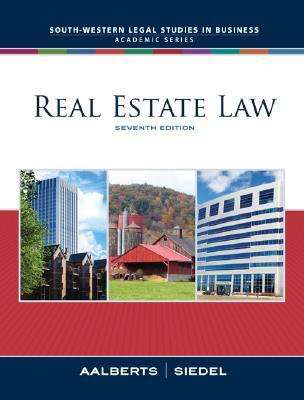 Real Estate Law (Real Estate Law  by  George J. Siedel