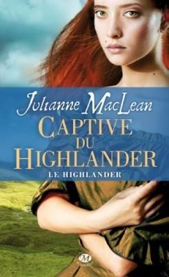 La captive du Highlander