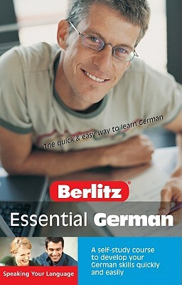 Berlitz Essential German  by  Berlitz Publishing Company