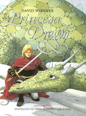 La Princesa Dragon/the Loathsome Dragon (Cuadrada)