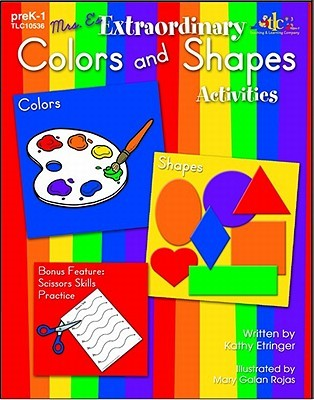 Mrs. Es Extraordinary Colors and Shapes Activities  by  Kathy Etringer