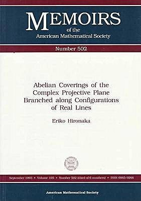 Abelian Coverings of the Complex Projective Plane Branched Along...  by  Eriko Hironaka