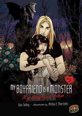 My Boyfriend Bites (My Boyfriend Is a Monster, #3)