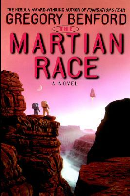 The Martian Race (Adventures of Viktor & Julia #1)  - Gregory Benford