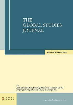 The Global Studies Journal: Volume 2, Number 1  by  Jan Nederveen Pieterse