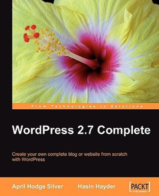 Wordpress 2.7 Complete April Hodge Silver