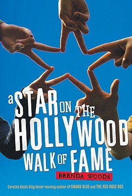 A Star on the Hollywood Walk of Fame  by  Brenda Woods