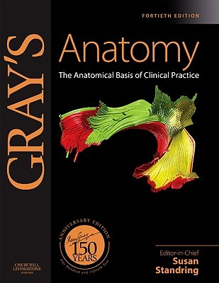 Grays Anatomy: The Anatomical Basis of Clinical Practice [With Registration Pin Code]  by  Susan Standring