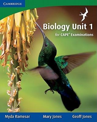 Biology Unit 1 for Cape Examinations Myda Ramesar