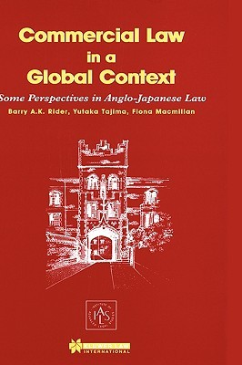 Commercial Law in a Global Context, Some Perspectives in Fiona M. Patfield
