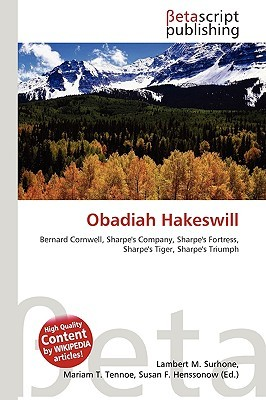 Obadiah Hakeswill NOT A BOOK