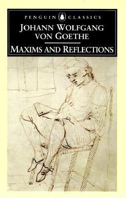 Goethe maxims and reflections