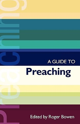 Guide to Preaching, a (Isg 38)  by  John Haegreaves