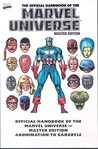 Essential Official Handbook of the Marvel Universe - Master Edition, Vol. 1