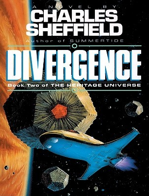 Divergence (Heritage Universe #2) - Charles Sheffield