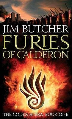 Furies of Calderon (The Codex Alera, #1)