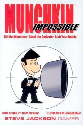 Munchkin Impossible Steve Jackson