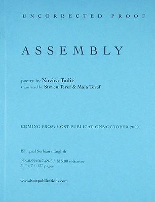 Assembly  by  Novica Tadić