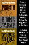 Raylan Givens 3-Book Collection by Elmore Leonard