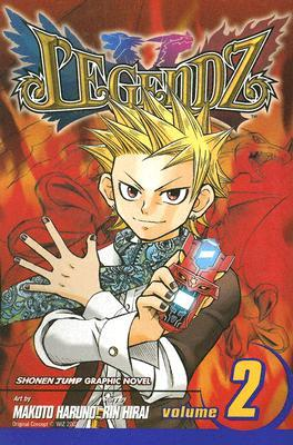 Legendz, Volume 2 (Legendz, #2)  by  Rin Hirai