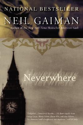 Neverwhere  (Narrator: Neil Gaiman) cover