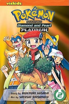 Pokémon Adventures: Diamond and Pearl/Platinum, Vol. 2 by ...