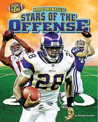 Pro Footballs Stars of the Offense  by  Michael Sandler