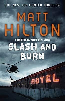Slash and Burn : Matt Hilton